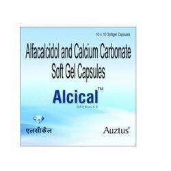 Alfacalcidol 0.25mcg &  Calcium Carbonate 500mg