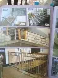 Balcony Steel Railing
