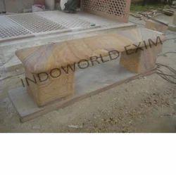 RD139 Sandstone Bench