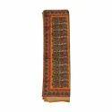 Ethnic Silk Saree, Construction Type: Machine