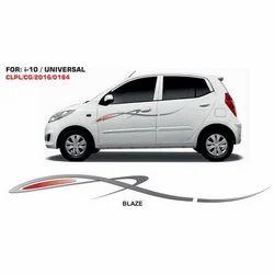 Hyundai I-10 / Universal Car Graphic
