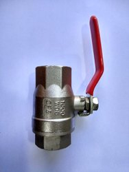 1 Piece Ball Valves
