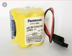 Panasonic CNC Batteries