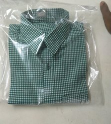 Green Full Shirt, Age: 8