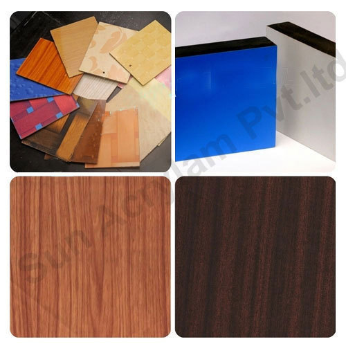 Train Use Industrial Laminate Sheet
