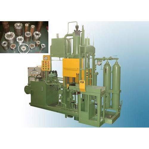 Semi-Automatic Rotor Die Casting Machine