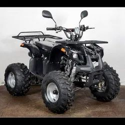 110cc ATV Bike Black Color