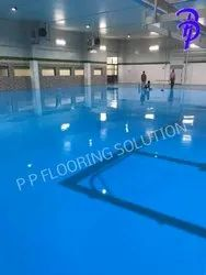 Logistic Warehouse, Godown Epoxy Coating