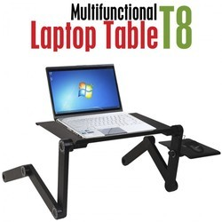 T8 Laptop Metal Table