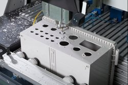 Cast Iron CNC Machined Enclosures