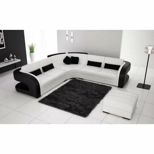 Wood L Shape Bedroom Sofa Set Rs 30000 Set P P Udyog Id 20529306448