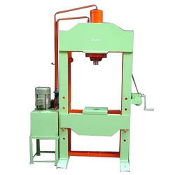 H Frame Hydraulic Press