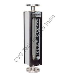 Glass Tube Rotameter for Flow Measurement
