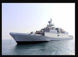 Anti Submarine Warfare Corvette Shipping Service
