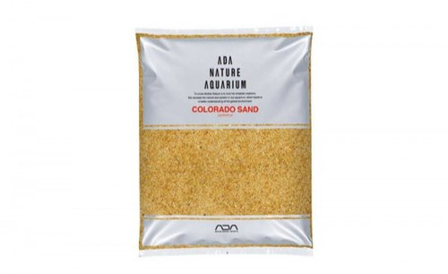 ADA Natural Aqua Design Amano Colorado Sand 8kg, Packaging Type: Packet, Size: Standard