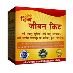 Divya Jivan Kit, Grade Standard: Medicine Grade, Packaging Type: Box