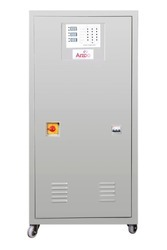 Air Cooled Automatic Servo Controlled Voltage Stabilizer-Single Phase