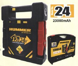 Hummer H24 Power Bank And Jump Starter