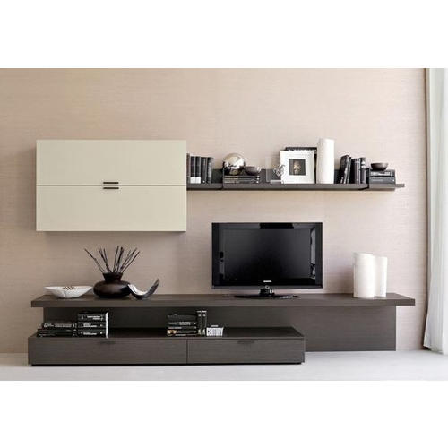 Multicolor Wooden Furniture Tv Showcase