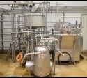 Fruit Juice Making Homogenizer Plant