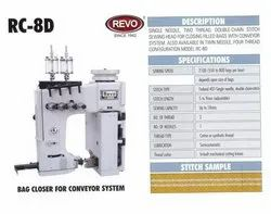 230VAC New Revo Rc-8d Head Stitching Machine, For Heavy Material
