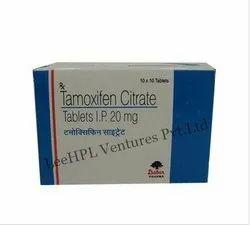 Tamoxifen 20mg Citrate