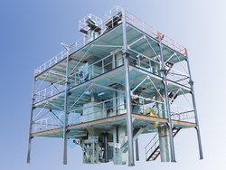 3-4  TPH Automatic Pellet Feed Plant