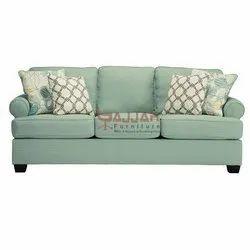 Gajjar Furniture Wooden Sofa Set, For Home, Living Room