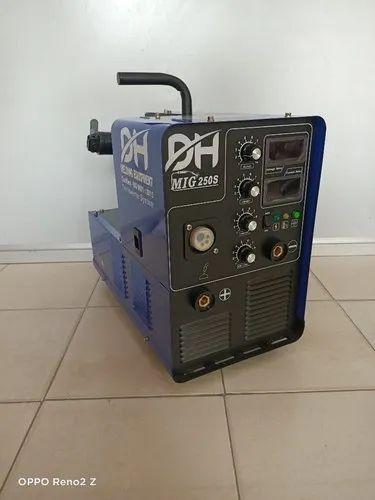 MIG 250 welding machine DH