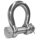 Forged Alloy Bow Shackles