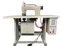 Manual Ultrasonic Non Woven Bag Making Machine