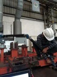 Steel Mill Laser Alignment Service