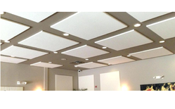FRP False Ceiling Sound Proofing