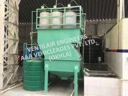 Small  Vehicle Washing Effluent Treatment Plant