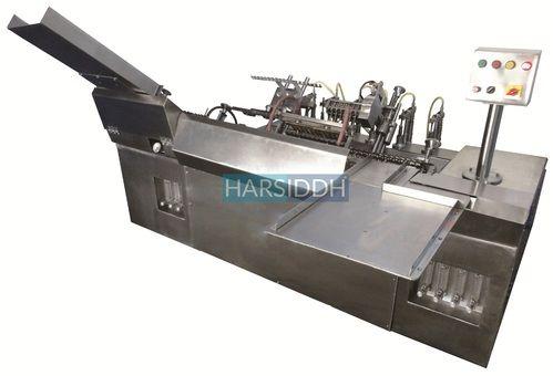 Harsiddh Volumetric Eight Head Ampoule Filling Machine