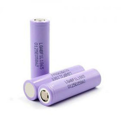 LGF1L18650 Lithium Li-On Rechargeable Battery