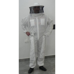 Beekeeping Ventilated Round Hood Coverall