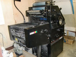 Ab Dick 9810 Mini Offset Printing Machine