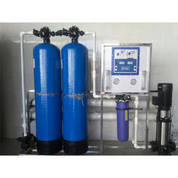 500 IPH Water Treatment Plant