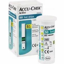 50 Accu Check Active Test Strip