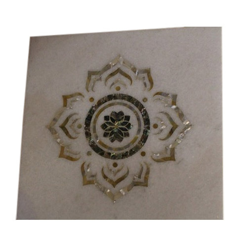 MOP Inlay Table Top Tile