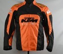 Blended Motorcycle Riding Jacket For Ktm, No