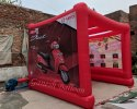 Mobil Star Inflatable Arch