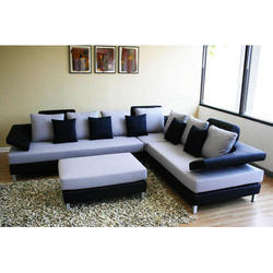 L Shaped Sofa Set at Rs 45000 /set | L shape couch - View Interior Designer,  Pune | ID: 15250758755