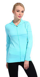 All Sizes Light Blue Color Women's Jacket