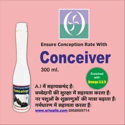 Conceiver Liquid 300 mL by Sriwalls Healthcare