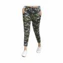 Ladies Army Printed Legging