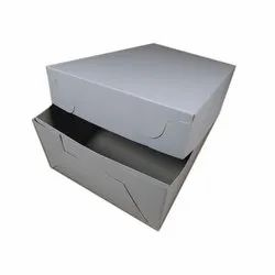 White Paper Food Packaging Box