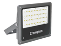 Cool White Crompton Recess Mounted Undercanopy Luminaire 80 Watts For Warehouse