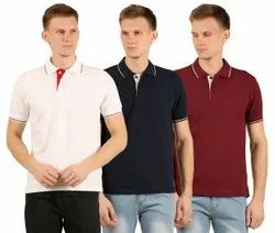 Men's Polo T Shirt 220 Gsm